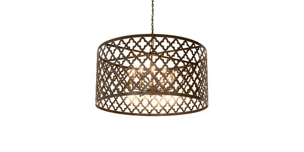 Meyda Custom Lighting Introduces Clover Ceiling Pendants