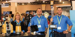 TopCon Positioning Systems – Lisa Duncan, Amory Oberlander, Gavin Coco