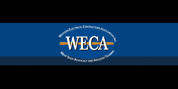Western Electrical Contractors Association Receives College Credit Recommendations for its Commercial and Residential Inside Wireman Electrical Apprenticeship Program