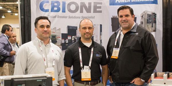 CBI One - Mark Cunningham, Ian Trevino, Edward Quinones