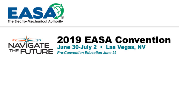 EASA 2019 Convention - Electrical News