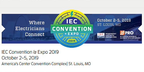 IEC convention and Expo 2019