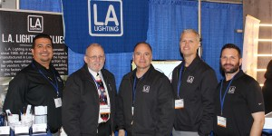 LA LIGHTING – JEFF FLORES, KYLE EVERSON, MARK JAREL, DON THOMPSON, EDEN FELDMAN