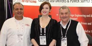 Autec Power Systems- Tom Moody, Amber O'dell, Vence Barnes