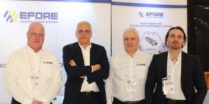 Efore - Doug Burns, Carlo Rosati, Fabio Orlandini, Francesco Fisichella