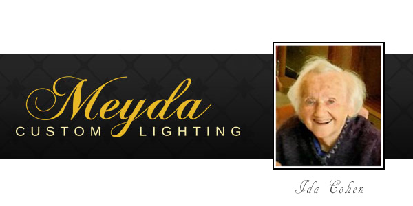 Ida Cohen, Co-Founder of Meyda Tiffany, Dies at 99