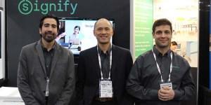Signify - Oscar Velderrain, Robert Lee, Nick Pomazak