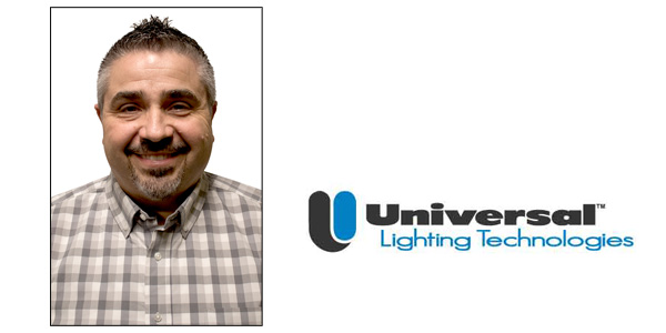 David Karpinski Named U.S. Western Regional OEM and National Account Director for Universal Lighting Technologies