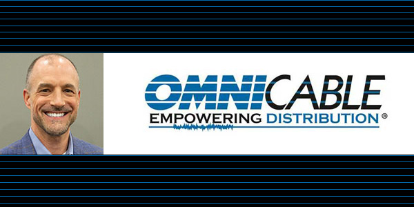 OmniCable Hires Tom Bisson as Western Regional Vice President