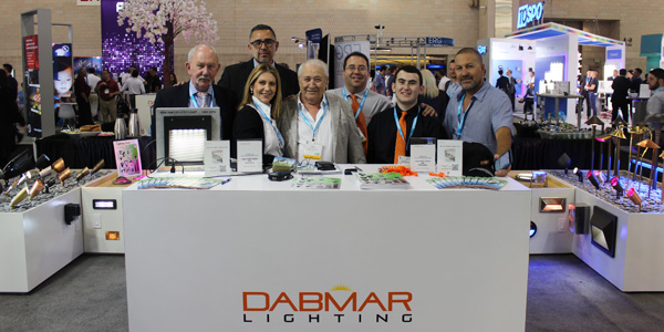 Dabmar Lighting - Terry Locke, Miguel Fimbres, Vicki Murciano, Dan Davidson, Mark Davidson, Matthew Davidson, Eli Murciano