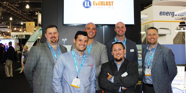 Everlast Lighting – Justin Cook, Cody Hadley, Alex Orr, Bryan Schultz, Stu Kail, Jamie MacDonald