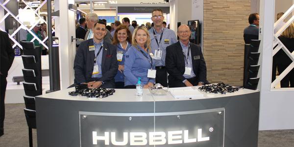 Hubbell Lighting – Daniel Christiano, Jill Mungovan, Julie Gregory, David Venhaus, Paul Ross