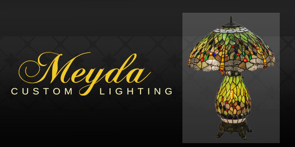 Meyda Tiffany Lighting Unveils Tiffany Hanginghead Dragonfly Lamp