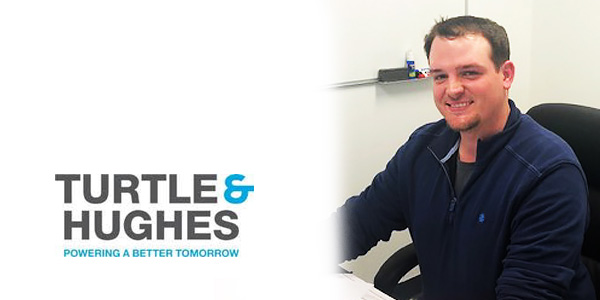 Nicholas Marcello Named RDC Operations Manager at Turtle & Hughes