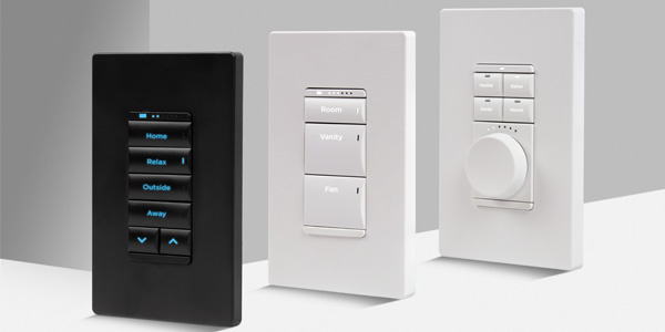 Savant Introduces Field-Configurable Echo Style Keypads
