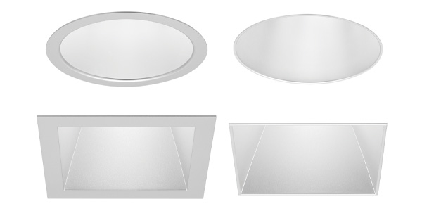 Focal Point Enhances ID+ 4.5″ Downlight and Wall Wash to Ease Design and Installation Processes