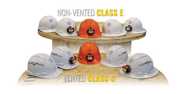 Klein Tools' New Hard Hats Designed for Pros – Safety, Comfort and Fit