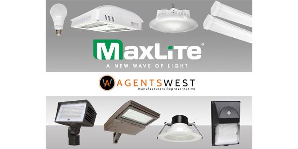 Agents West to Represent MaxLite