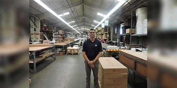 Kyle Chau Joins Los Angeles Lighting Customer Service Team