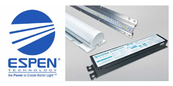 Espen Technology Expands LED Linear Module Retrofit Kit Line
