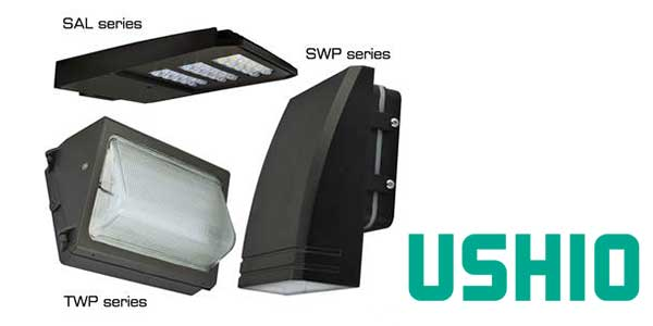 Ushio America Introduces New LED Architectural Lighting Fixtures in 4000K
