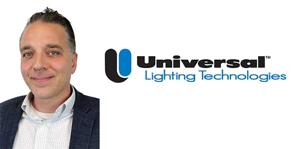 Christian DuFour Joins Universal Lighting as Regional Sales Manager - North Central Region