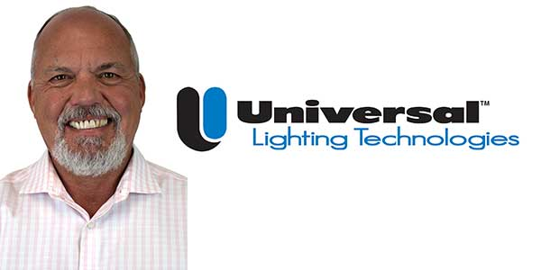 Universal Lighting Technologies Introduces Industry Veteran Mark Hobart to Support LED Market Growth