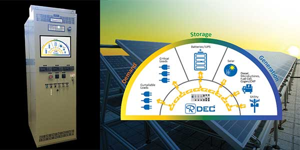 Russelectric Announces Distributed Energy Controller
