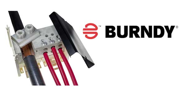 BURNDY Announces the Release of the Lay-in Configurable Distribution Blocks