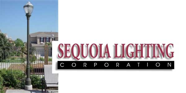 LED Outdoor Lighting Products from Sequoia Lighting