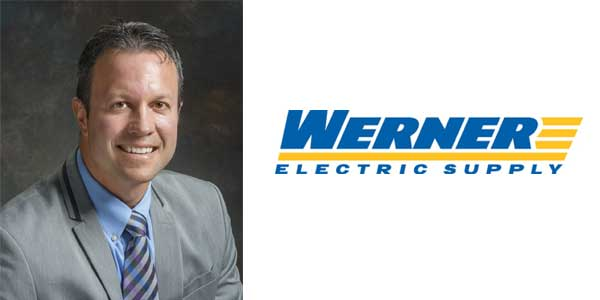 Werner Electric Supply Promotes Craig Wiedemeier to Chief Operating Officer