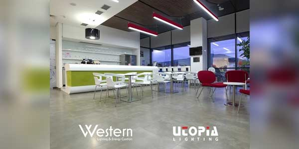 Western Lighting Representing Utopia Lighting in Los Angeles and Orange County