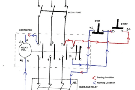 Interior dol starter simple circuit diagram 4k pictures 4k direct online starter youtube what is auto transformer starter its theory circuit globe auto transformer starter useful dol starter wiring diagram single asfbconference2016 Image collections