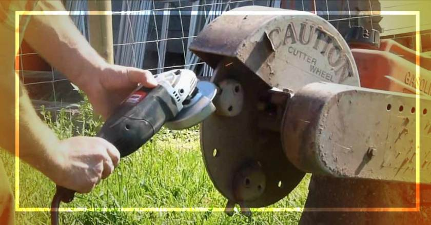 How to Sharpen Stump Grinder Teeth