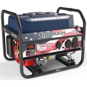 Firman P03611 4550-3650 Watt Recoil Start Gas Portable Generator