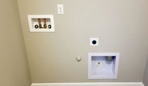 best washing machine outlet box