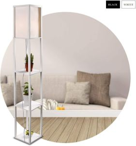 YOURLITEAMZ LED Shelf Floor Lamp