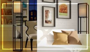 Best Floor Lamp with Shelves | Top 8 Picks in 2020