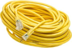 Yellow Jacket GIDDS-283429 2885 Contractor Extension Cord