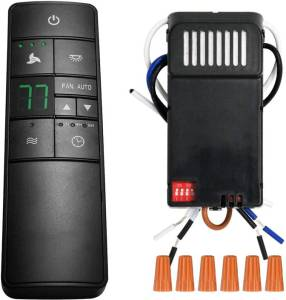 CENMING Smart Universal Ceiling Fan Remote Control Kit