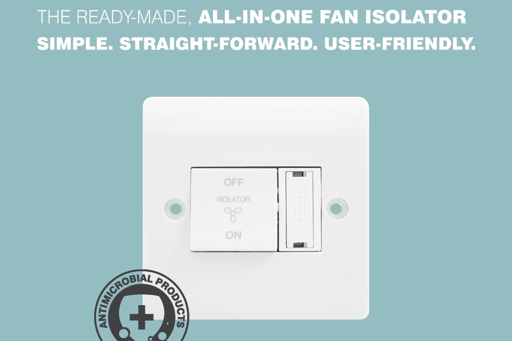 Scolmore Fan Isolator and Fuse
