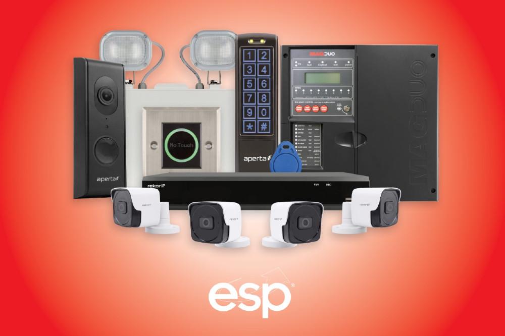 ESP product line-up