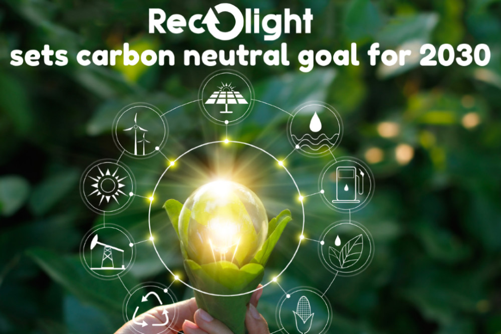 Recolight Carbon Neutrality