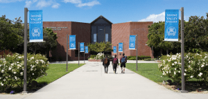 You can study to become an electrician at Irvine Valley College