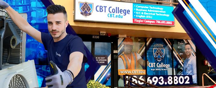 CBT College Flagler Campus