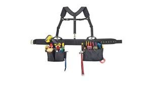 CLC Custom Leathercraft 1608 Electrician's Comfort Lift Combo Tool Belt Review
