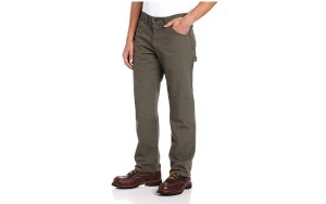 Dickies Men'sMen's Relaxed Fit Straight-Leg Duck Carpenter Jean Review