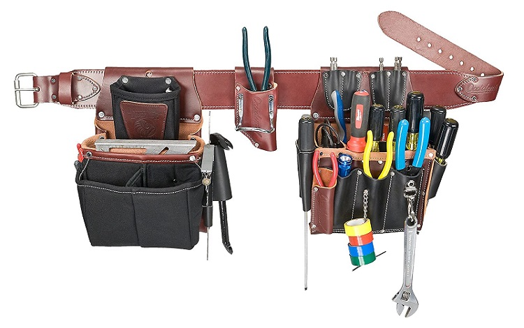 Occidental Leather 5590 SM Commercial Electrician's Set Review