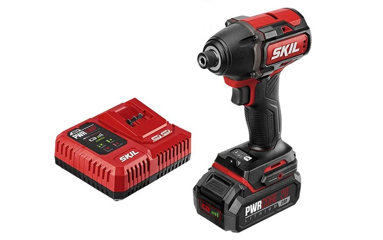 SKIL PWRCore 20 Brushless 20V Impact Driver Review