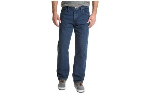 Wrangler Authentics Men's Classic 5-Pocket Relaxed Fit Cotton Jean Review